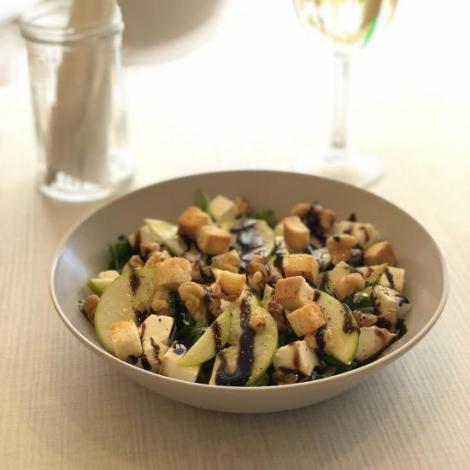 Salada Queijo