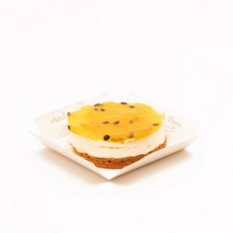 Mini  Cheesecake Maracujá